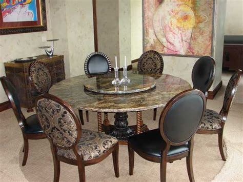 granite top dining table small spaces dining room design