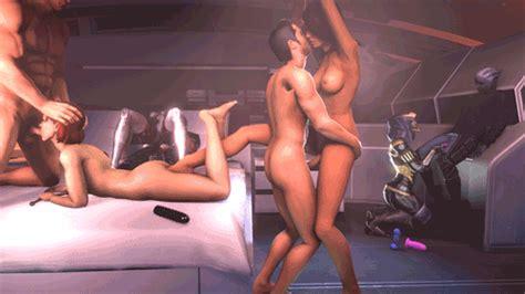 Mass Effect Porn Hentai Harley Quinn