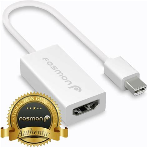mini hdmi display mini display dp thunderbolt to hdmi adapter cable for