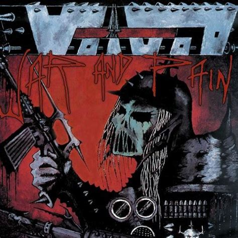"Release ""war And Pain"" By Voivod Musicbrainz"