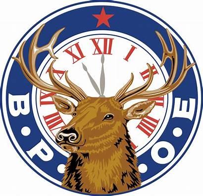 Elks Club Transparent Lodge Logos Svg Vector