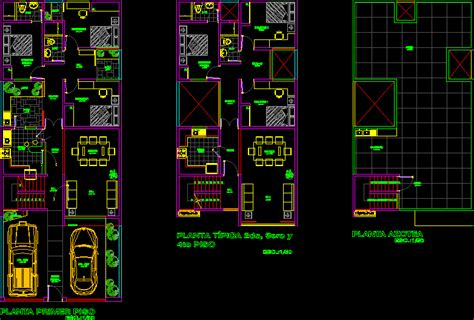 story multifamily dwg block  autocad designs cad