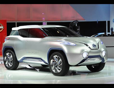 Nissan Terra Picture by Nissan Terra Concept Electric Suv Nissan Terra Electric