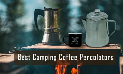 Learn how to percolate coffee on your stovetop in 8 easy to follow steps. Best Camping Percolator | Portable, Easy to Clean, Efficient