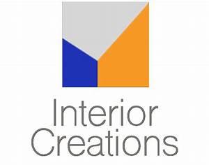 Interior creations commercial interior design firm for Interior decorator logo