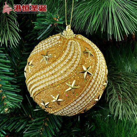 10 pieces lot 10cm christmas tree decorations luxury