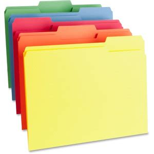 Office Supplies Tabs by Business Source 1 Letter 8 1 2 Quot X 11 Quot Sheet Size 1 3