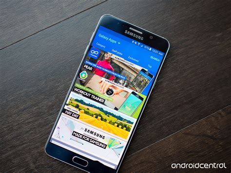 how to update samsung phone how to and update apps through galaxy apps on