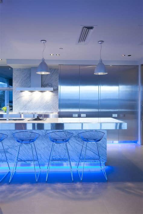 17 Ideen Für Led Küchen Beleuchtung, Die Das Interieur