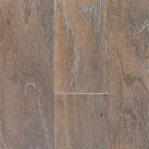 wire brushed engineered wood flooring blue ridge hardwood flooring oak driftwood wire brushed 1 2 in thick x 5 in wide x random