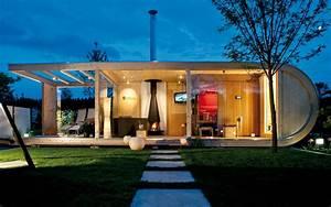 Freisitz Im Garten : gartenhaus mit freisitz lifestyle und design ~ A.2002-acura-tl-radio.info Haus und Dekorationen