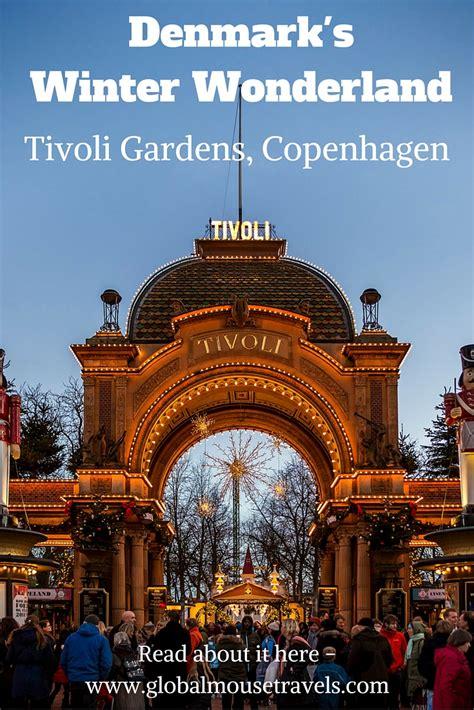 A sprinkle of winter magic at Tivoli Gardens, Copenhagen ...