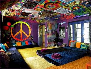 Hippie bedroom decor – Bedroom at Real Estate