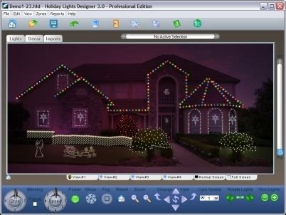 christmas light design software holidaysoft launches holiday lights designer software