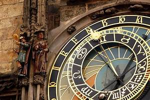 Czech Republic - Astronomical Clock on the Old Town Square