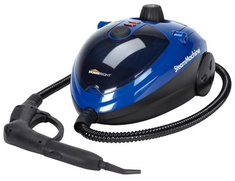 tile steam cleaner using steam as a tile and grout cleaner