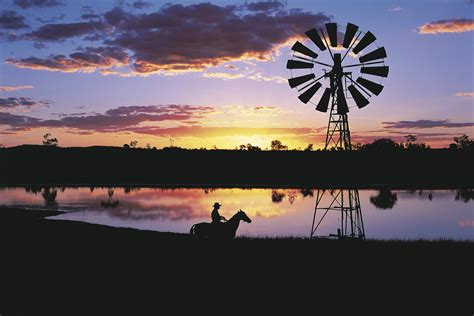 outback towns outback queensland australia