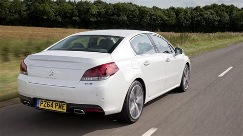 Peugeot 508 Review by Peugeot 508 Gt Saloon 2017 Review By Car Magazine