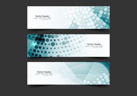 vector colorful website banners   vectors