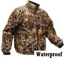 hodgman waterfowlers fllece lined jacket