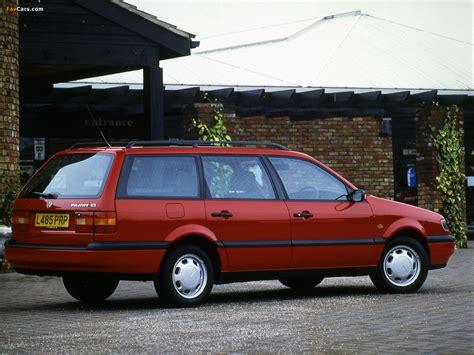 Photos Of Volkswagen Passat Variant Uk Spec B4 199397