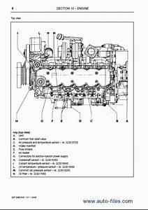Massey Ferguson Combine 7244    7245    7246 Activa  Repair