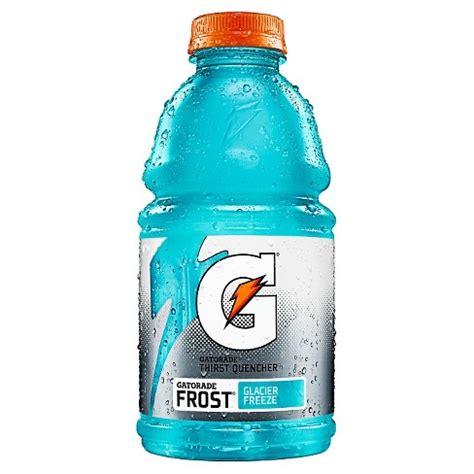 light blue gatorade gatorade glacier freeze sports drink 32 fl oz