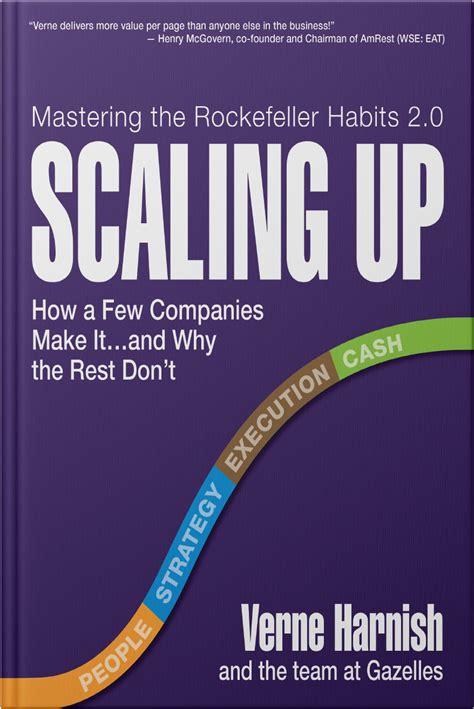 scaling  growing leaders growing companies
