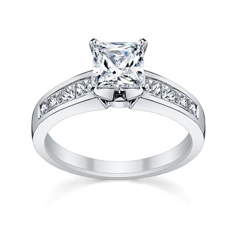 wedding rings princess cut www pixshark