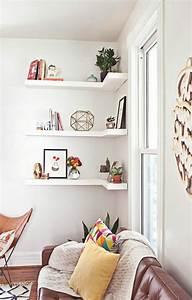 étagère D Angle Murale : les 25 meilleures id es de la cat gorie tag res d 39 angle sur pinterest d cor de la salle ~ Teatrodelosmanantiales.com Idées de Décoration