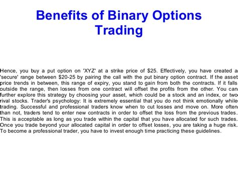 bitcoin binary options brokers benefits of binary options and bitcoin trading and with it