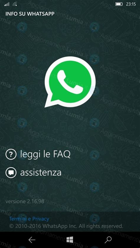 whatsapp for windows phone gets several new features in beta update