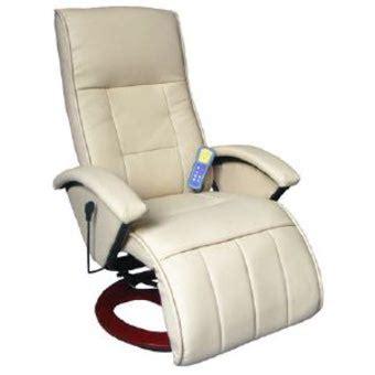 si鑒e massant fauteuil electrique massant chauffant joa detente