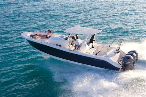 Luxury Center Console Boats For Sale by 368cc Luxury Center Console Boat Edgewater Boats