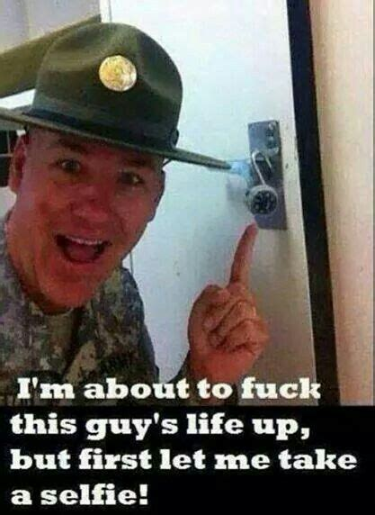 Drill Sergeant Meme - drill sergeant with a sense of humor worst thing ever drill sergeants pinterest