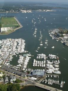 Annapolis Boat Show Parking by Annapolis Boat Shows Baydreaming S Guide To The