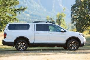 leer launches fiberglass caps for 2017 honda ridgeline