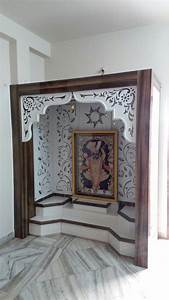 68 best images about pooja alter on pinterest temples With kitchen cabinets lowes with laser cut stickers custom