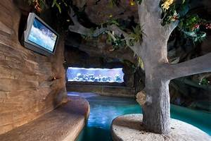 grottos - Tropical - Pool - Houston - by Marquise Pools