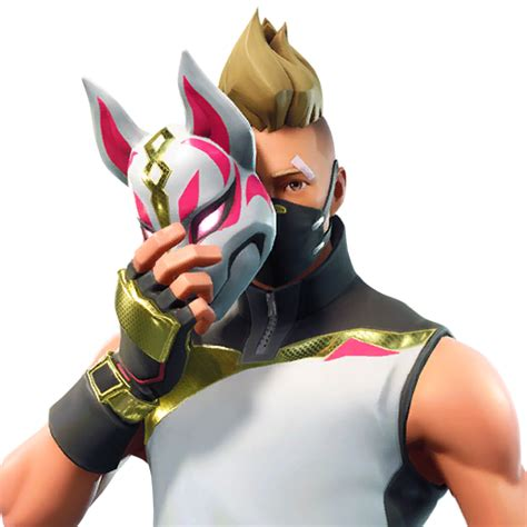 drift outfit fortnite wiki