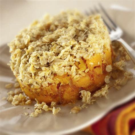 cuisinez facile recette facile crumble courge butternut