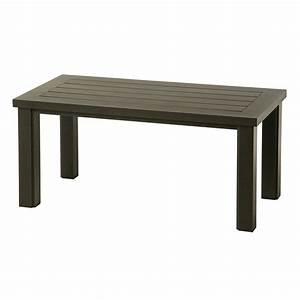 hanamint sherwood 24quot x 48quot retangular coffee table With 48x48 coffee table