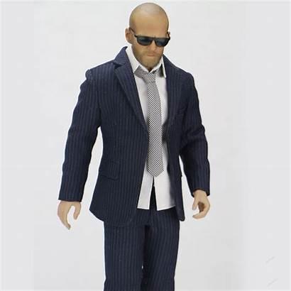 Action Scale Suit Clothes Figure Dolls Jiaou