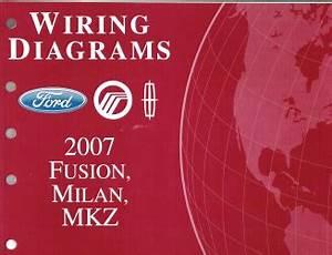 2007 Ford Fusion  Mercury Milan  U0026 Lincoln Mkz