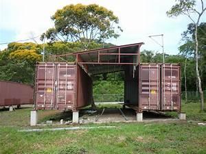 Shipping Container Homes: Shipping Container House In Panama