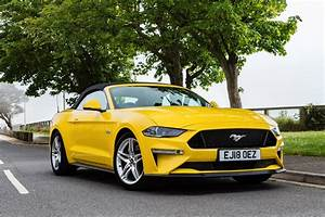 Ford Mustang Convertible Review (2019) | Parkers