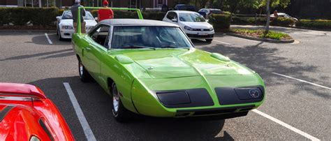 Musclecar Heroes 1970 Plymouth Road Runner Superbird At