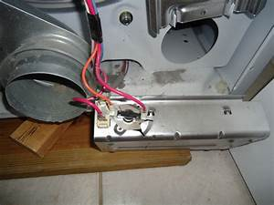 My Maytag Dryer  Mdl   Medc400vw0  Does Not Heat  I