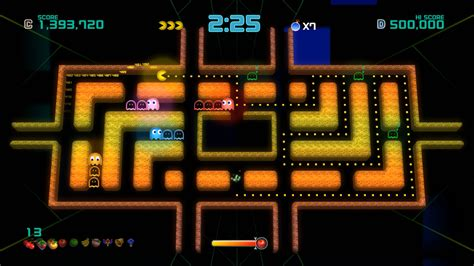 pac man championship edition  review gamespot