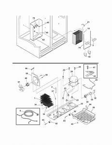 Frigidaire Refrigerator Refrigerator Door Parts